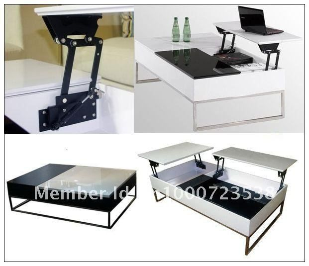 35 inc 20 for shipping liftup coffee table mechanism with gas