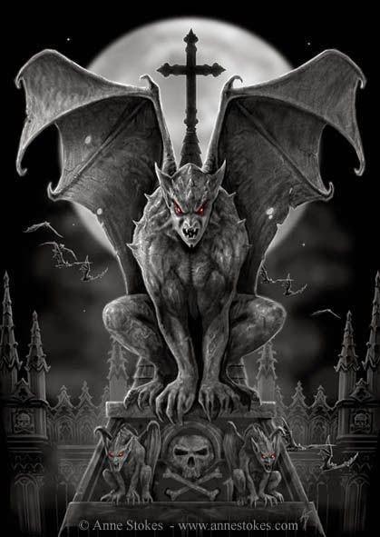 31++ Gargoyle monster ideas in 2021
