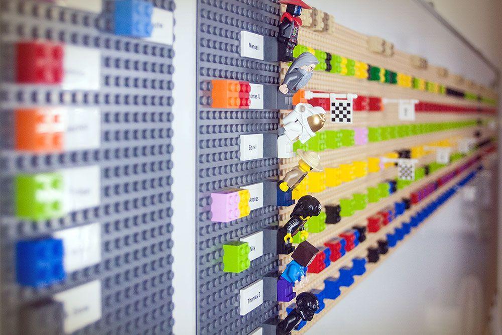 lego agile board hacks - Google Search   Lego   Pinterest