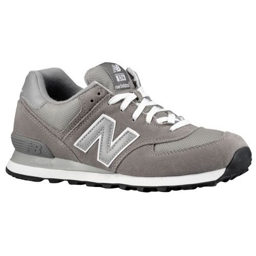 New Balance 574 - Men's - Sport Inspired - Shoes - Grey/Silver