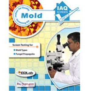 Ed Lab Indoor Air Home Mold Test Kit 10 Pack Air Quality Test Home Mold Test Air Monitor