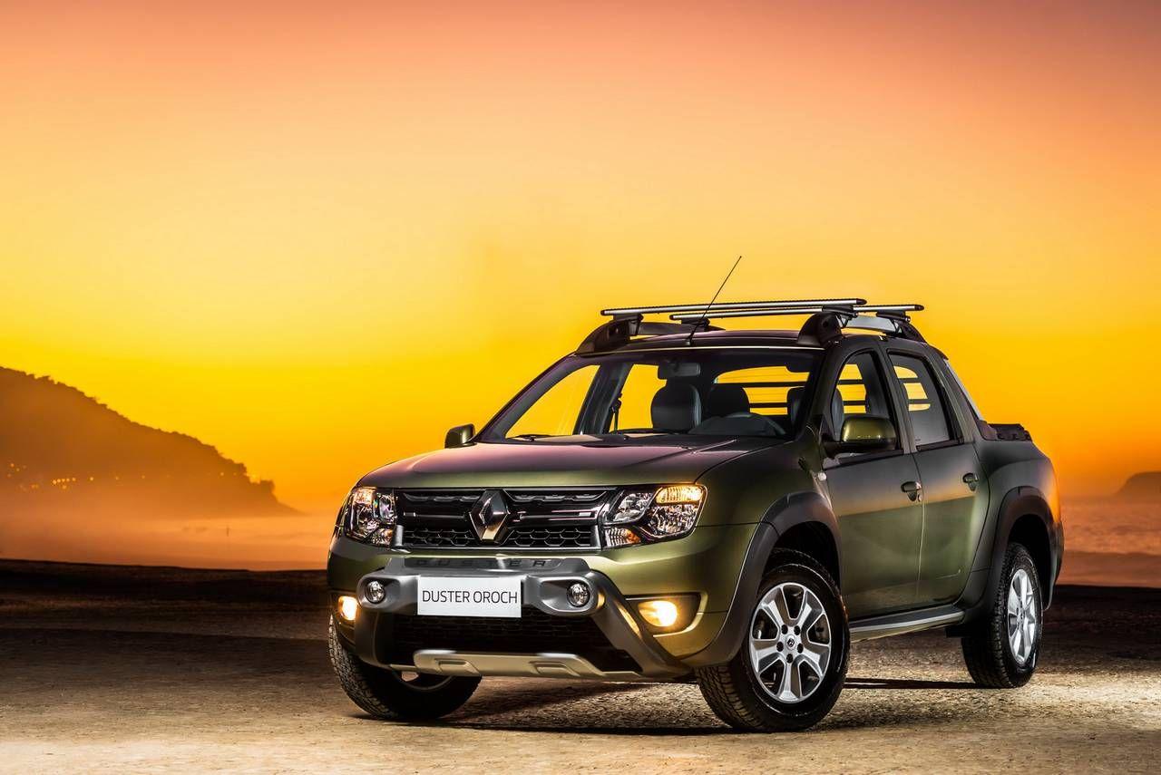 Renault Duster Oroch Photos Vehicles, Dream garage, Garage