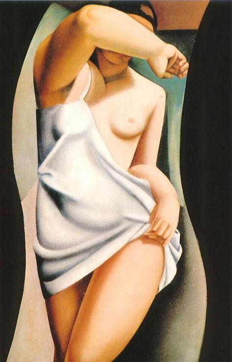 Tamara de Lempicka ~ The Model