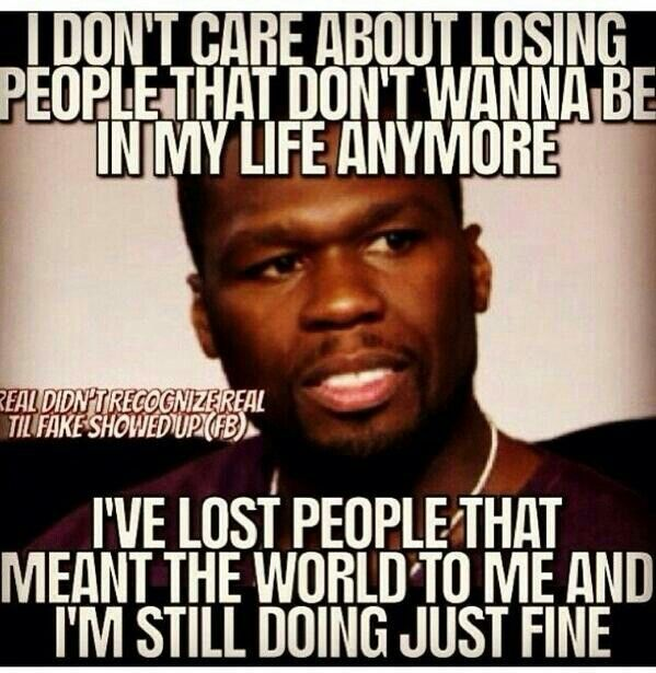 I Don T Care About Losing People Losing People Quotes