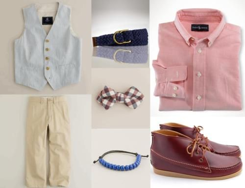 Graduation Styling for young man