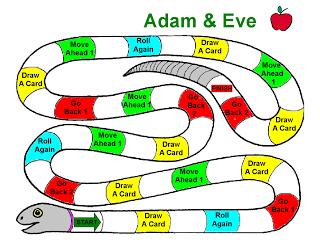 Wonderbaar Adam & Eve (met afbeeldingen) | Bijbel verhalen, Bijbel, Spel DA-72