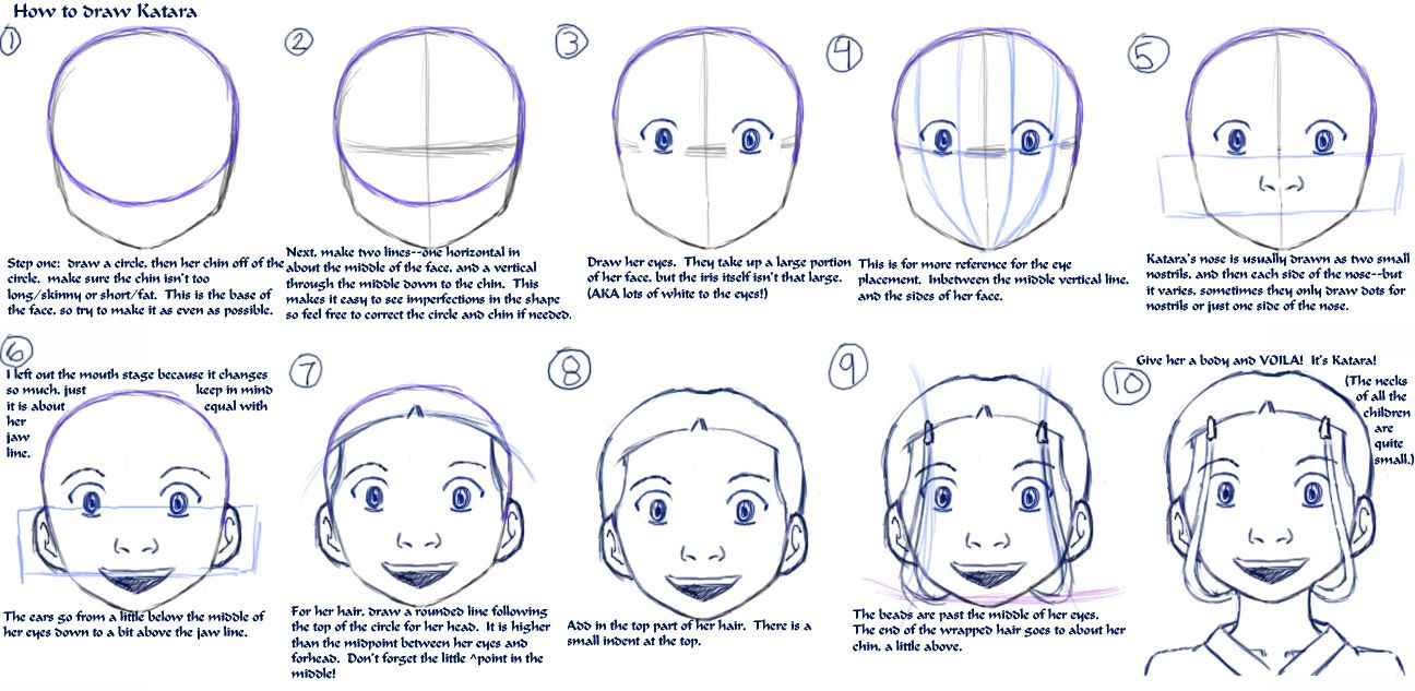 Avatar The Last Airbender Fan Art How To Draw Katara The Last Airbender Avatar The Last Airbender Avatar