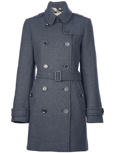 BURBERRY BRIT Trench Coat   Moodboard    Coats   Pinterest   Manteau a92820dbaaf