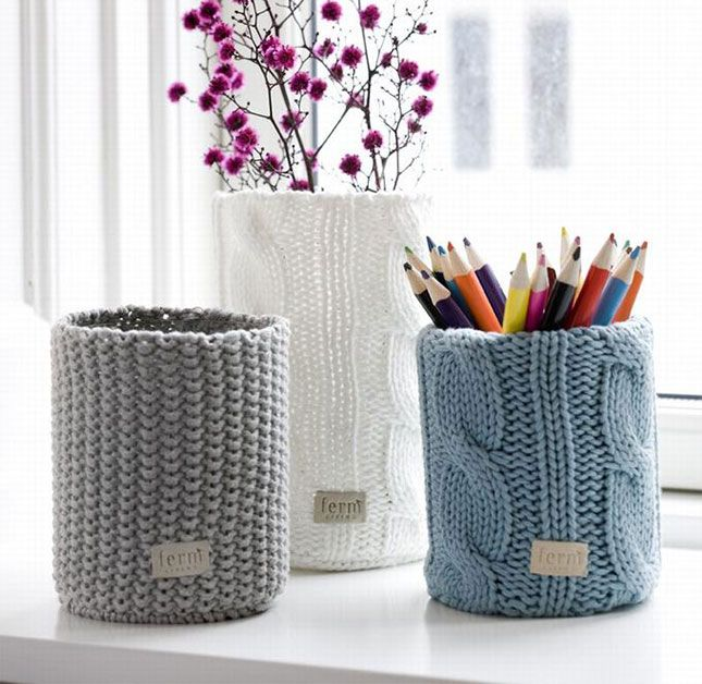 25 Knitted Decor Ideas for Your Soon-To-Be Snuggly Home ...