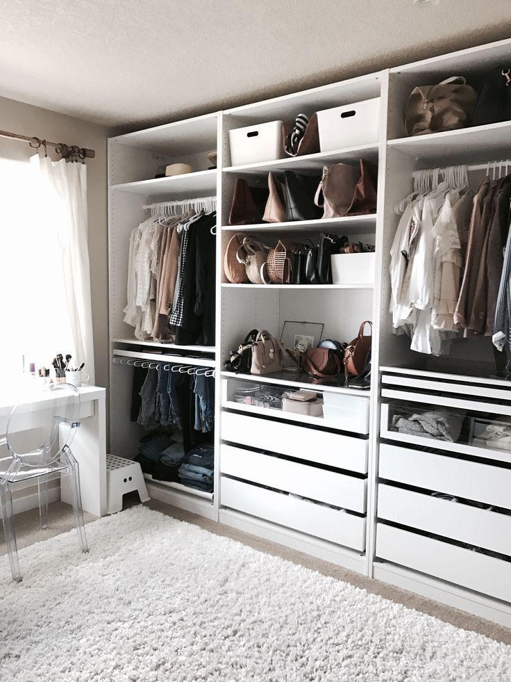 Weekend Recap 11 Kleiderschrank Ideen Begehbarer Kleiderschrank Ideen Wohnung Schlafzimmer