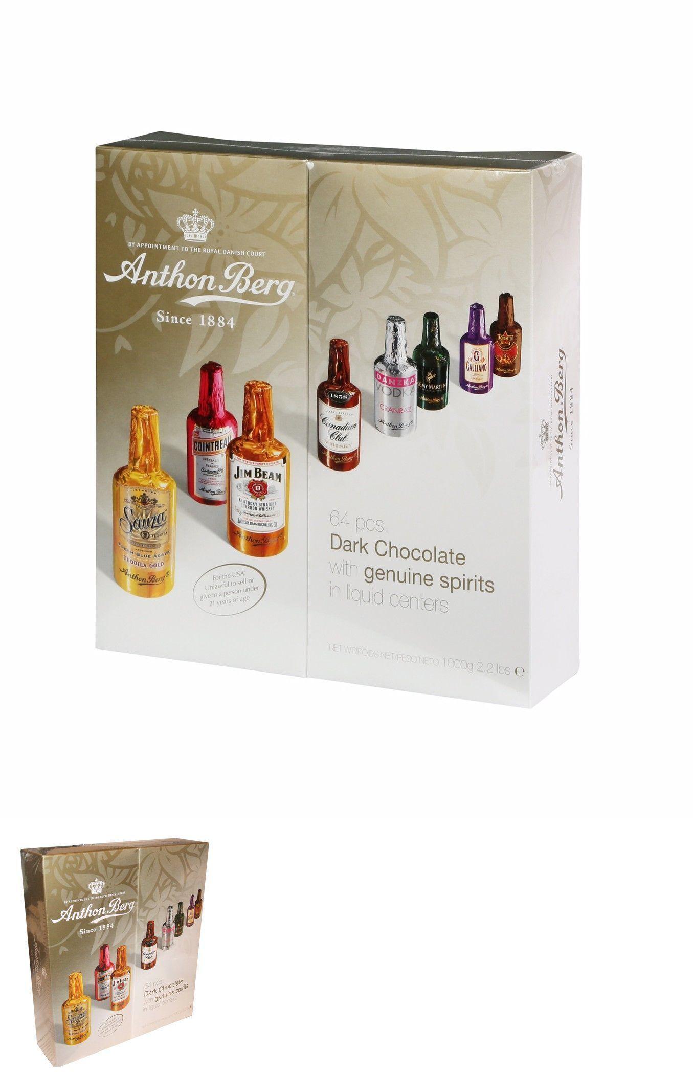 Chocolate 38174: Anthon Berg Chocolate Liqueurs With Original ...