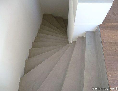 Beton Cire Treppe beton cire treppe home treppenhaus