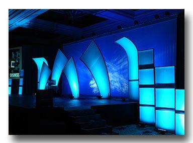 Welcome to Milestone Events: Custom Corporate Events Photos: Set ...