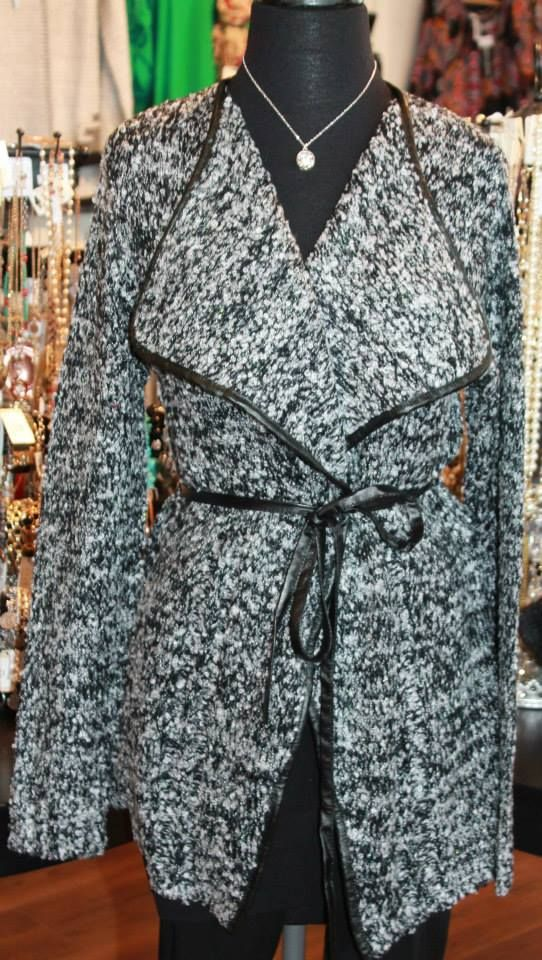 Staff's favorite! This is a beautiful lightweight jacket