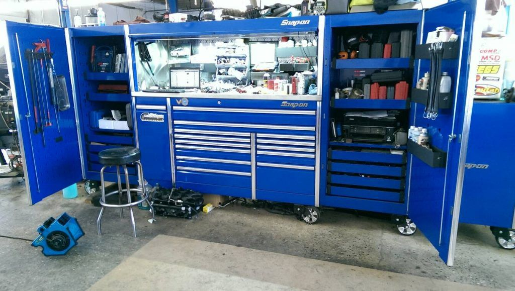 Take A Look At This Snap On Tool Box That Most Of Us Can