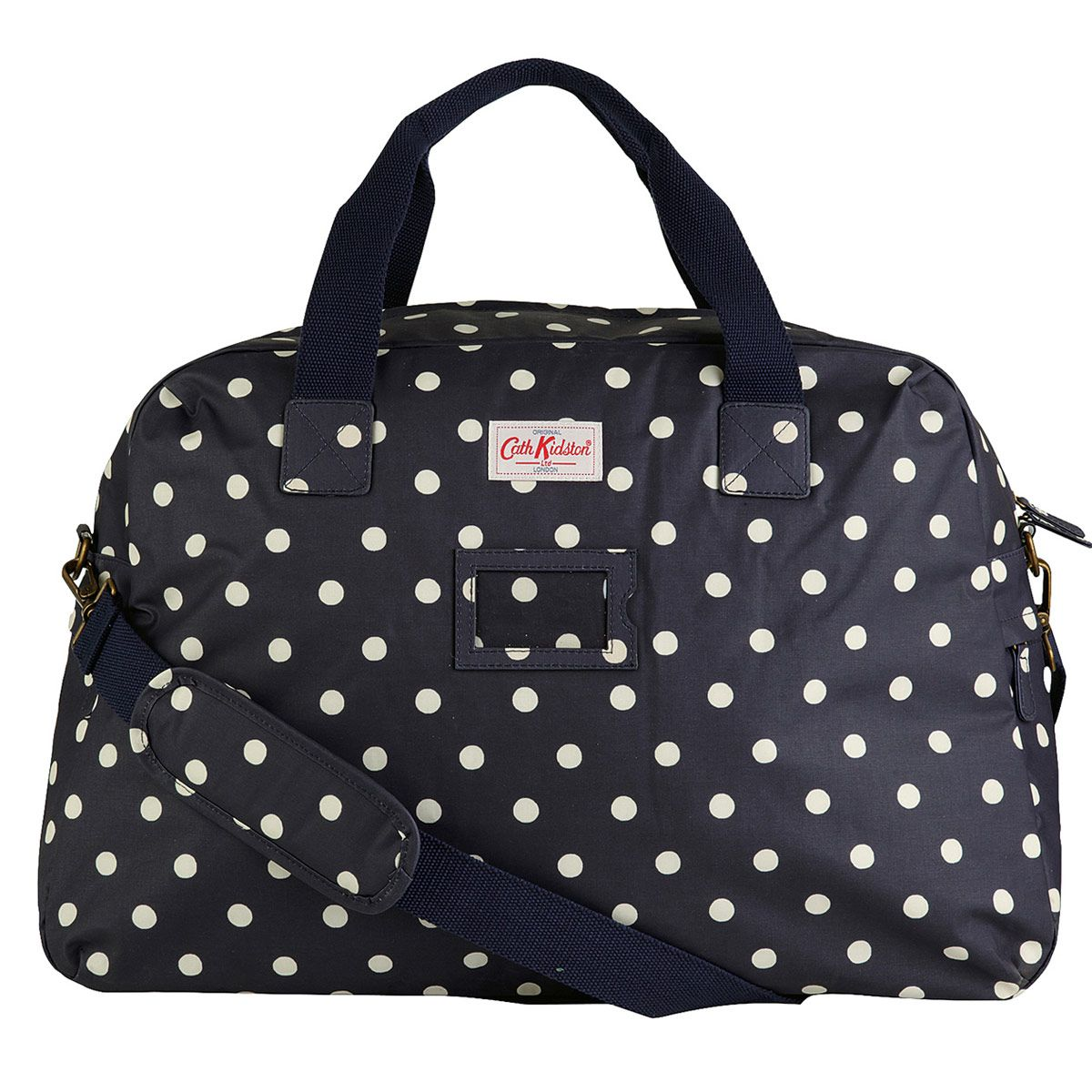 Spot Navy Travel Bag Holiday Packing Becomes A Joy Cath Kidston Bianca Top Leux Studio L