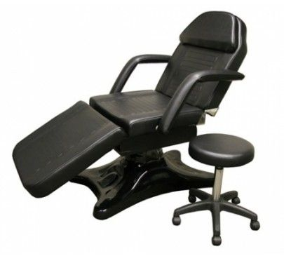 Superb Hydraulic Tattoo Chair With Free Blk Stool Table Bed Machost Co Dining Chair Design Ideas Machostcouk