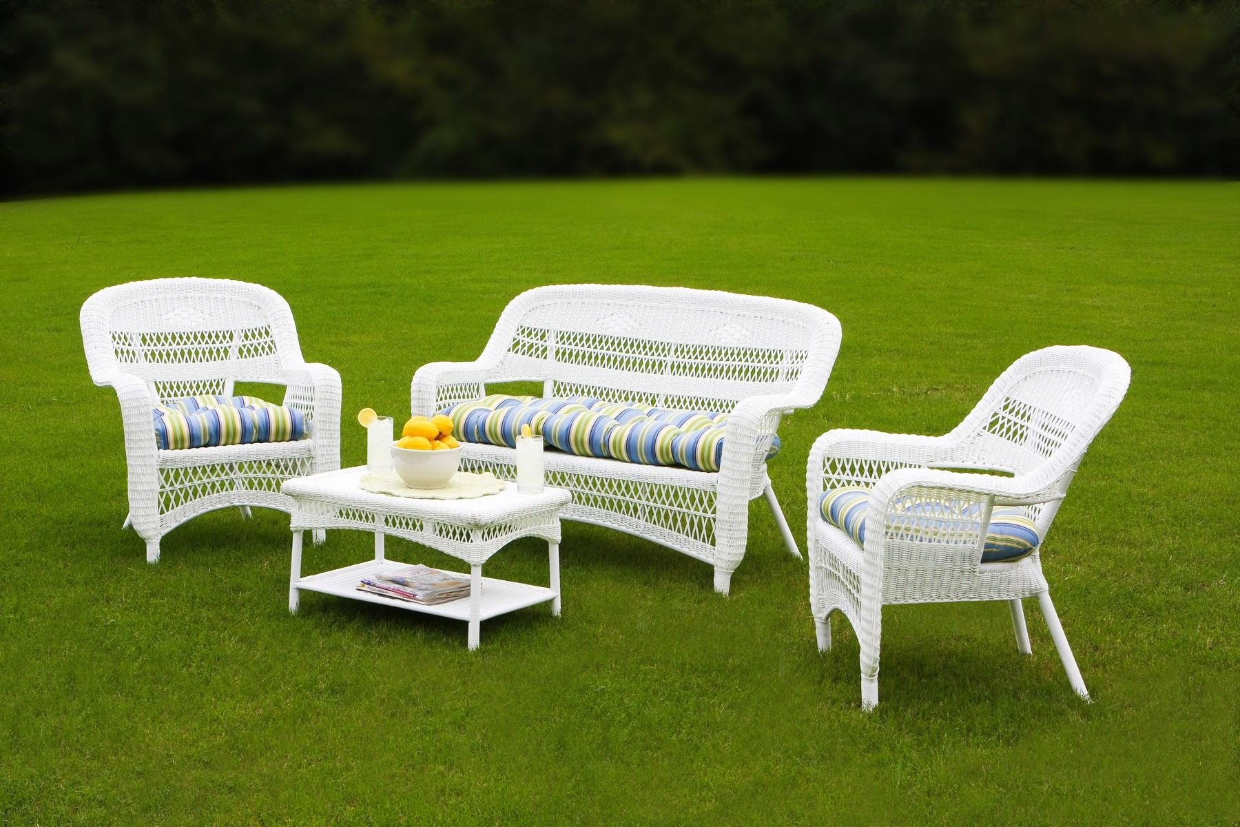 Modern Outdoor Furniture Small White Patio Inspiration