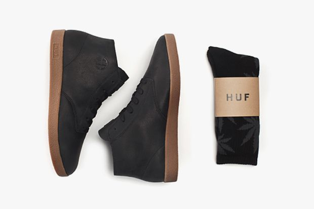 HUF Fall 2012 Footwear Collection