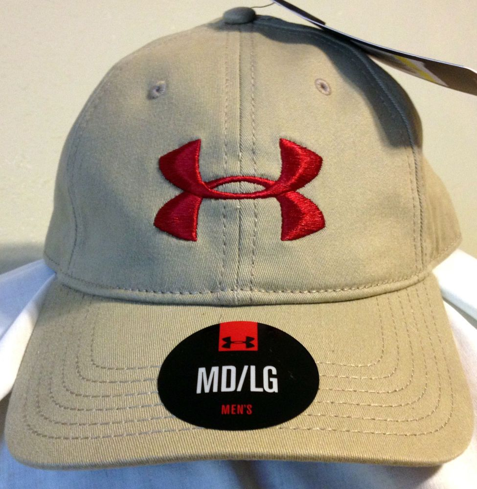 in stock exclusive shoes low price UNDER ARMOUR EMBROIDERED ADULT MD/LG FLEX FIT CAP HAT NEW WITH ...