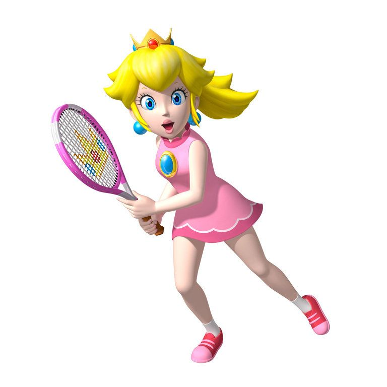 mario tennis open princess peach by superfrency on deviantART ...