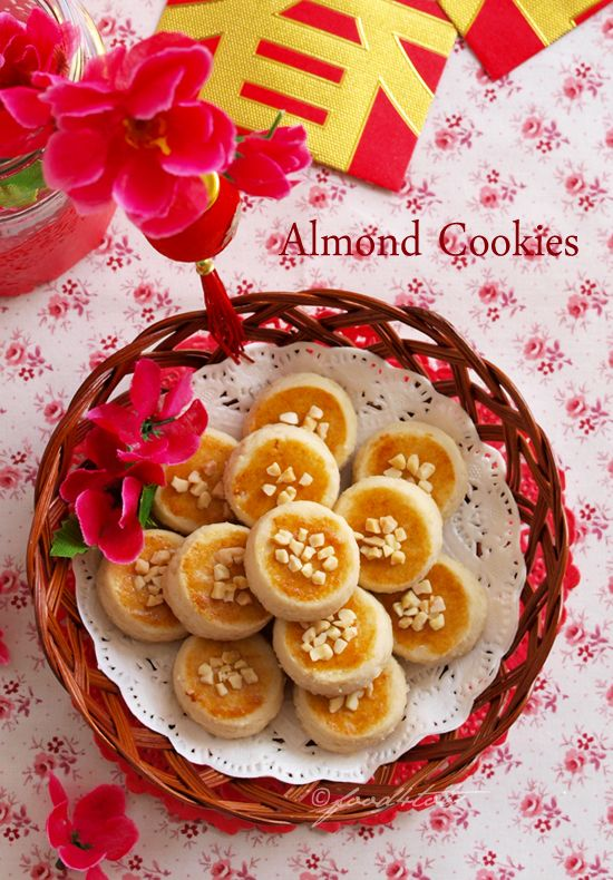 Almond cookies chinese almond cookies cookies toddler chinese almond cookies chinese almond cookies cookies toddler chinese new year food forumfinder Choice Image