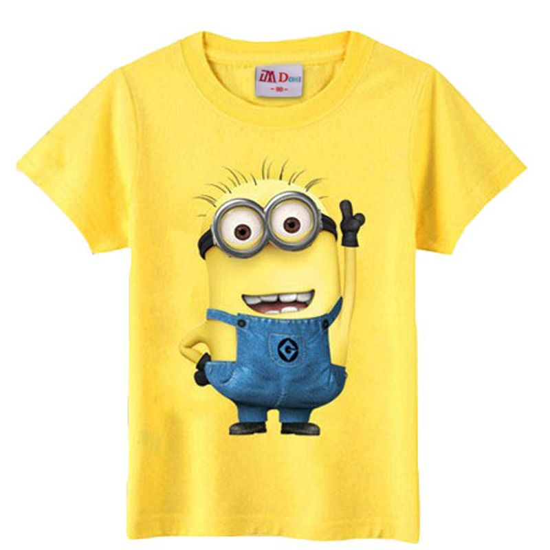 Christmas Children 39 S Clothing Minions T Shirt Kids Baby
