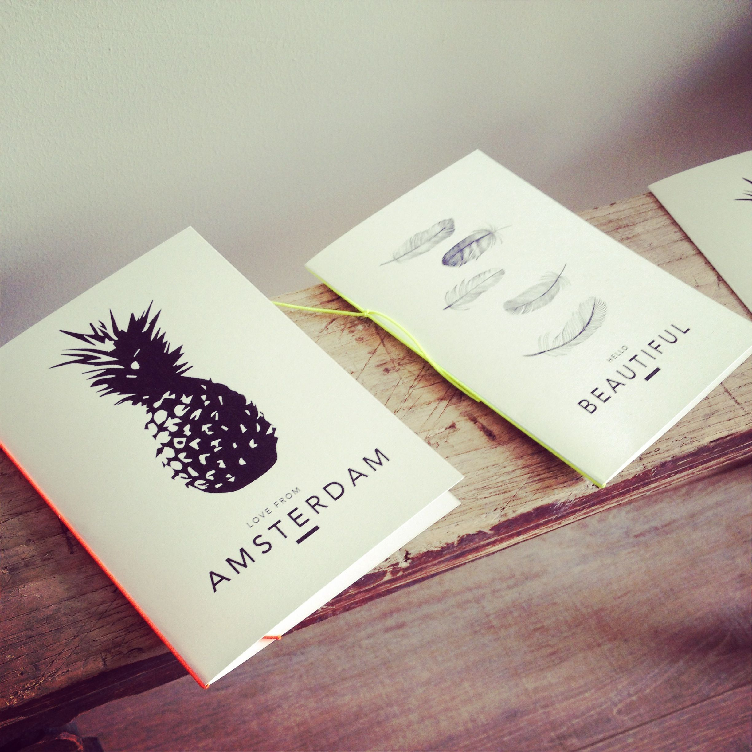 Pineapple card by Studio Spring