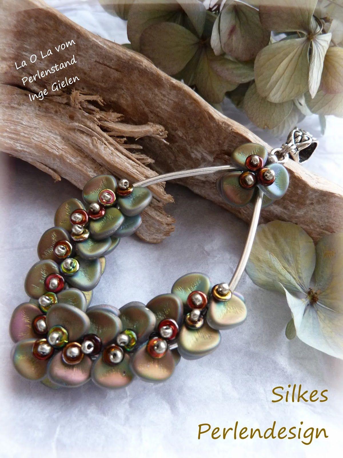 Silkes Perlendesign: La O La