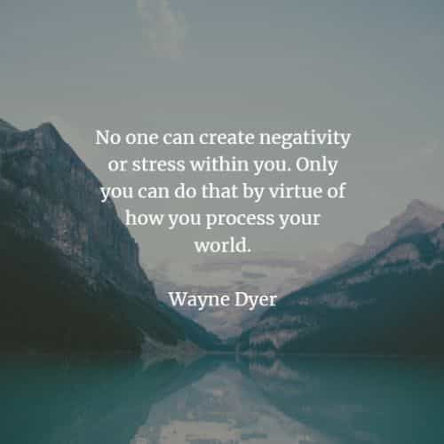 50 Negativity quotes that'll inspire you to think positively
