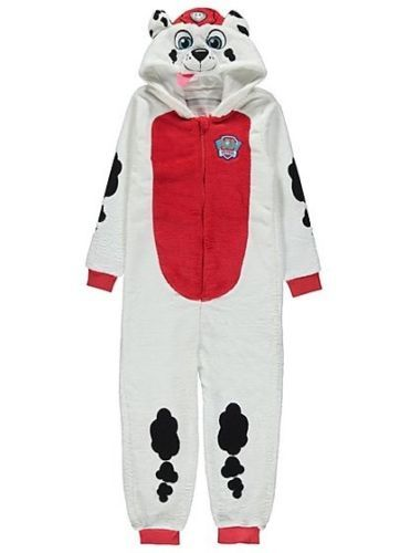 Boys Paw Patrol Onesie - Hooded Fleece Age 5-6 by Nickelodeon at George https://t.co/MNLIGlCk6M https://t.co/2kGui9QTHA