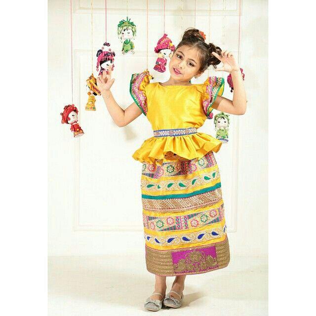 Pin By Zahra22 On قرقيعان Modest Girls Dresses Kids Dress Baby Girl Dress
