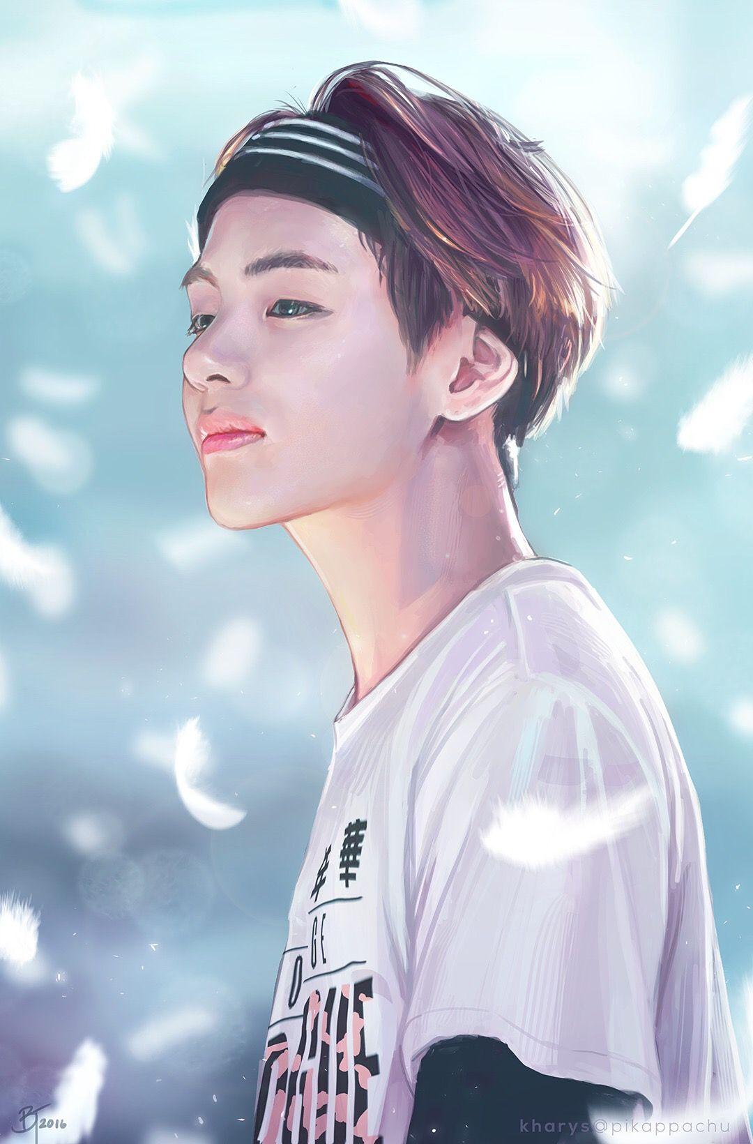 BTS V Bangtan Boys Kim Taehyung