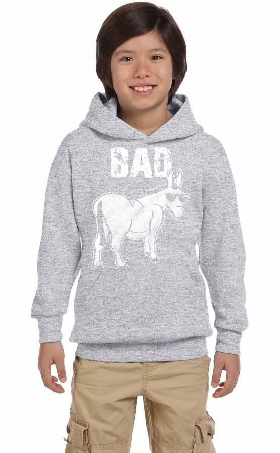 bad donkey Youth Hoodie