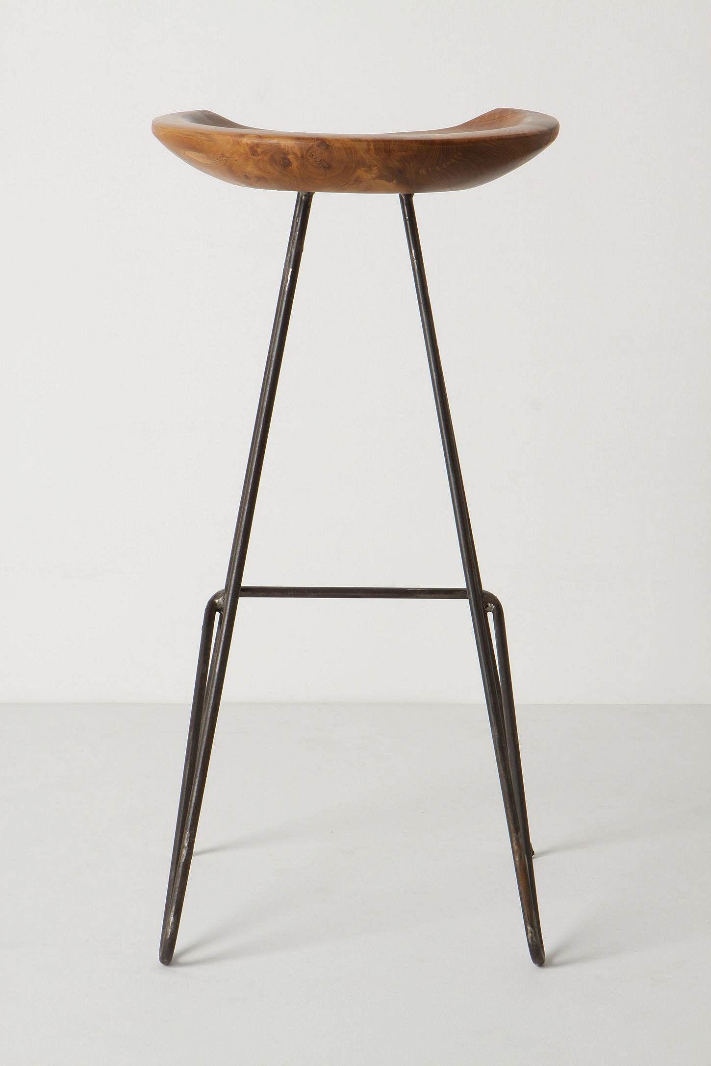Anthropologie Perch Barstool 348 Furniture