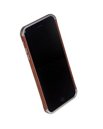 Vesel Wood Series Wood Aluminum Iphone 6s Plus Case Frozen