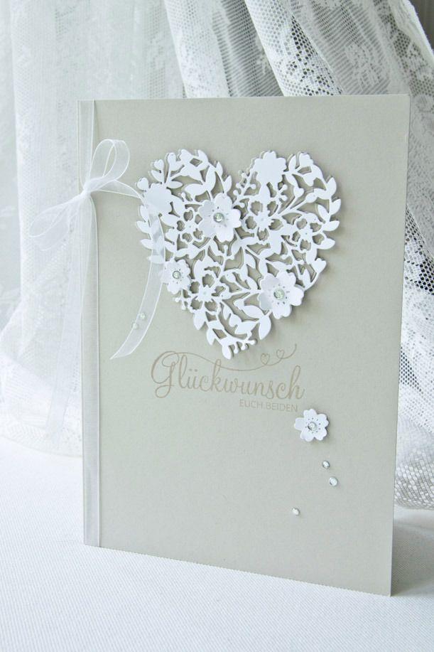 Hochzeitskarten Und Wunsch Erfullt Hochzeitskarten Pinterest