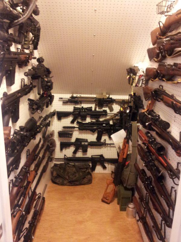 Under Stair Gun Storage Google Search House Under