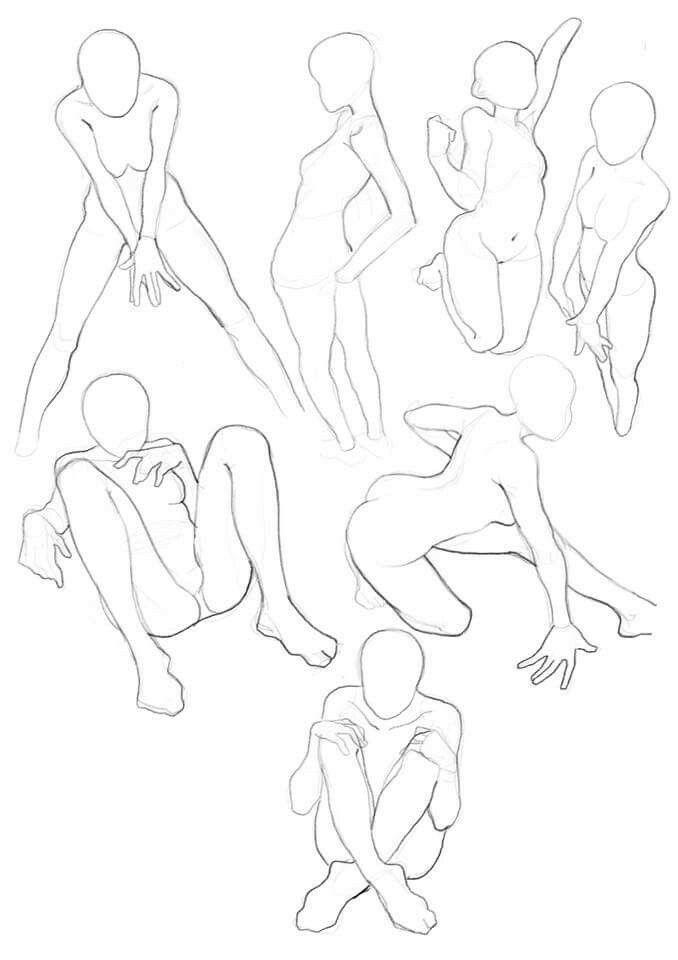Pin de Chi en 参考 | Pinterest | Bocetos, Dibujo y Anatomía