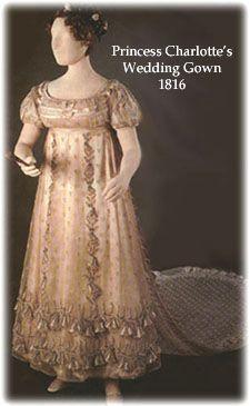 Regency Era Wedding Dress : regency, wedding, dress, Weddings, During, Regency, Austen, Centre, Court, Dresses,, Wedding, Dress,, Fashion