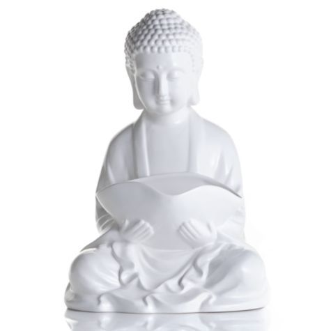 Sitting Buddha #buddhadecor