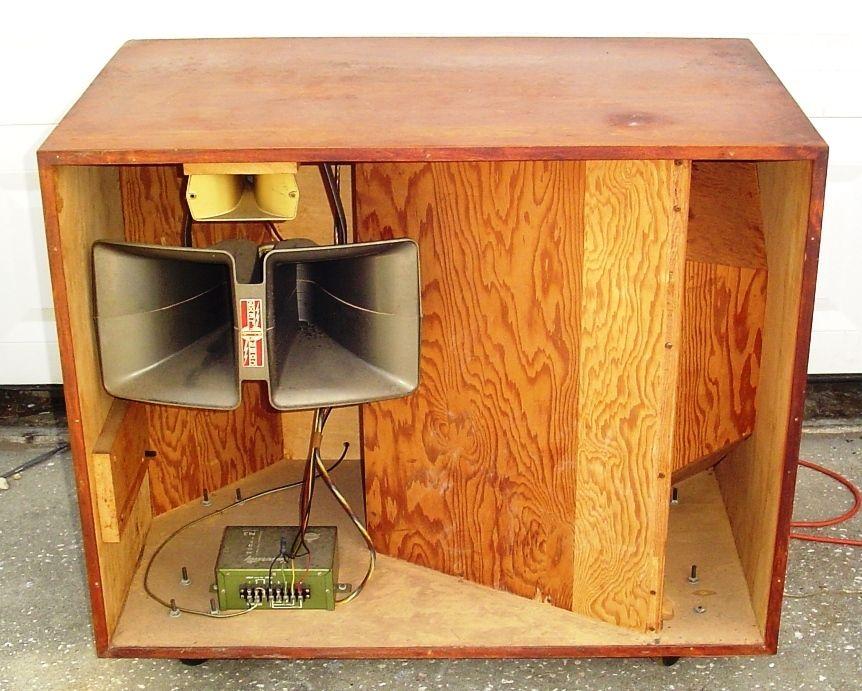 Pin by Manoo Manookulkit on HORN SPEAKER | Sound speaker