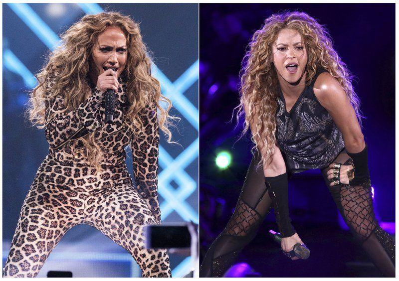 J. Lo, Shakira To Perform At Super Bowl Halftime Show J. Lo, Shakira to perform at Super Bowl halftime show New Hair Cut j lo new hair cut