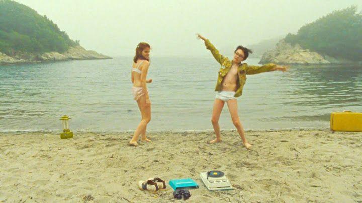 Vacation movie Naked