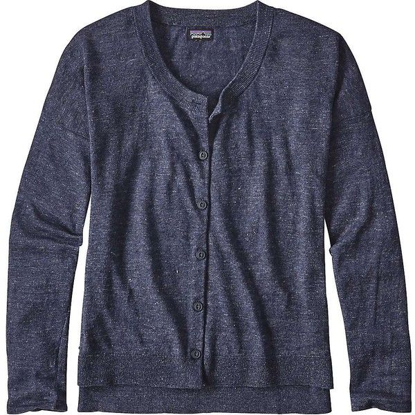 Patagonia Women's Lightweight Linen Cardigan ($89) ❤ liked on ...