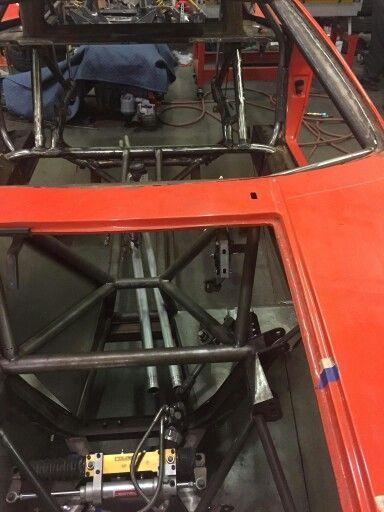 Lamborghini Lp420 Svm Urraco Frame Tedsrodshop