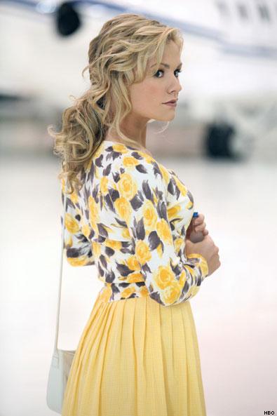 Sookie dress yellow