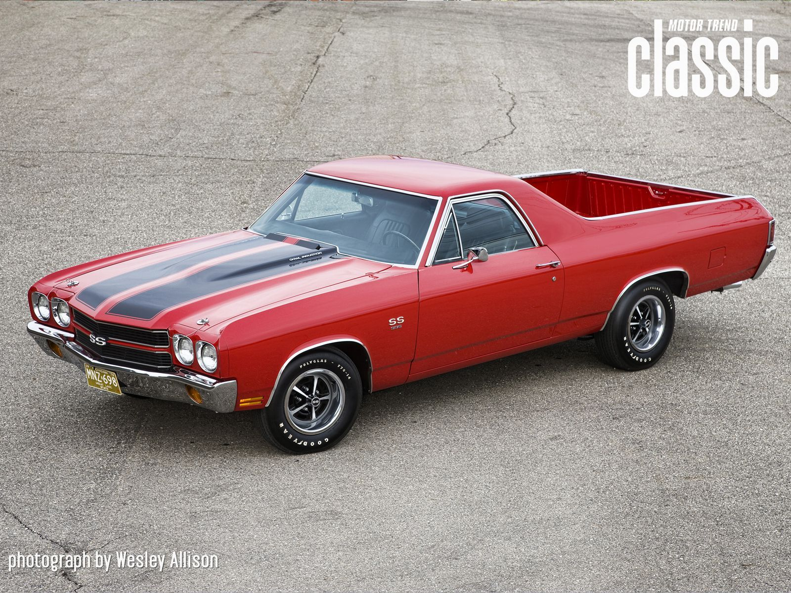 1970 Chevrolet b El b b Camino b SS396 Wallpaper Gallery