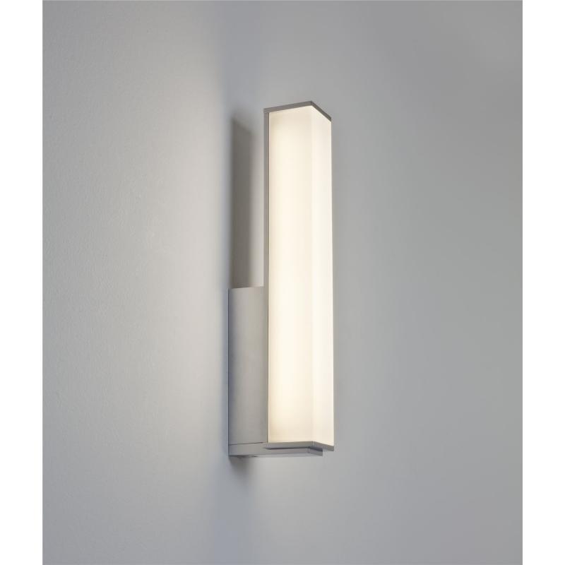 Led 1 Light Bathroom Wall Light Polished Chrome Ip44 Bathroom Wall Lights Led Wall Lights Wall Lights