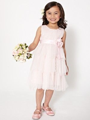 04eea3ad83b Ladybird Girls Occasion Dress